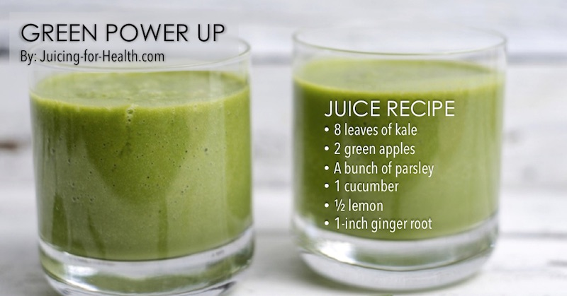 Juice Recipes to Fight Inflammation Post Workout - 4 ...