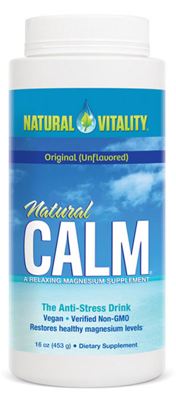 Natural Calm (Magnesium Citrate)