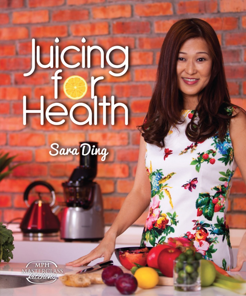 The Juicing for Health book cover