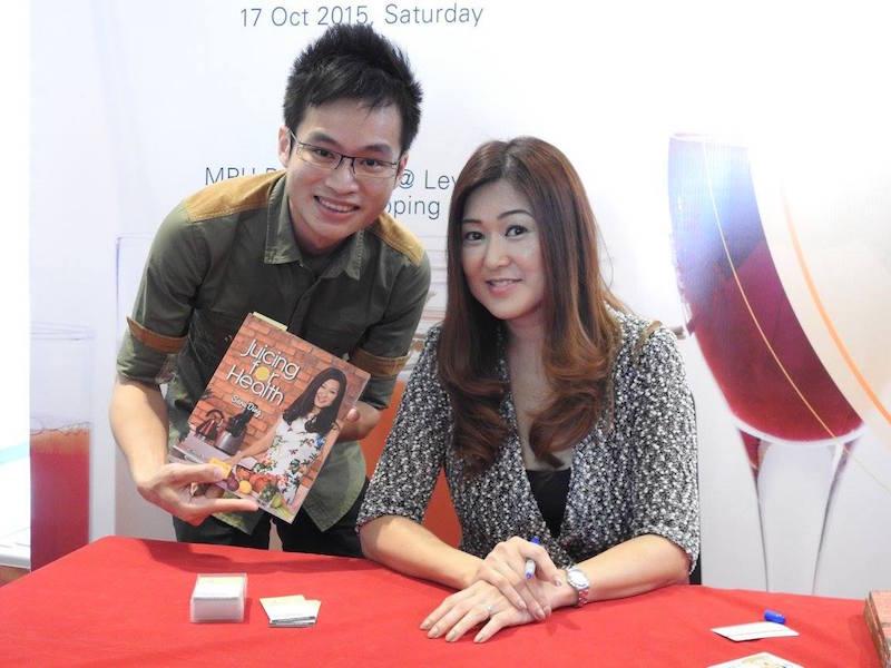 Sara Ding and Kampung Boy