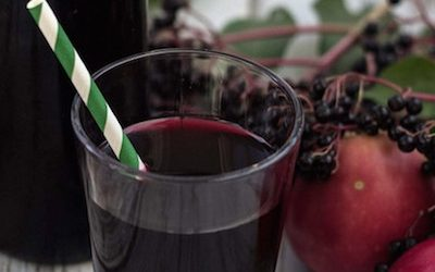 Elderberry Syrup Recipe To Beat Cold And Flu At Any Season