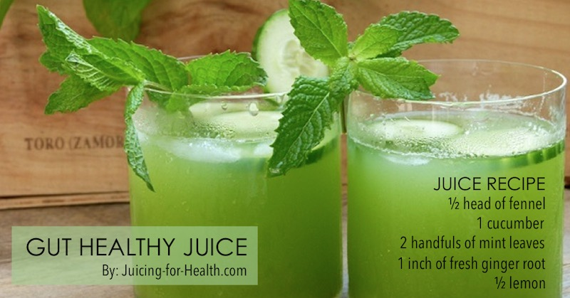 Viagra juice recipe