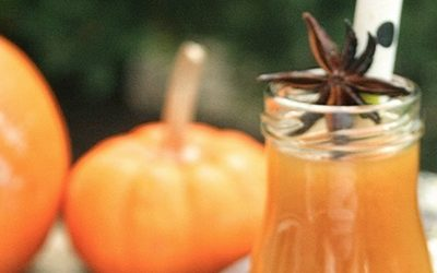 This Pumpkin Juice Reduces Stress, Boosts Your Mood, and Improves Sleep Quality