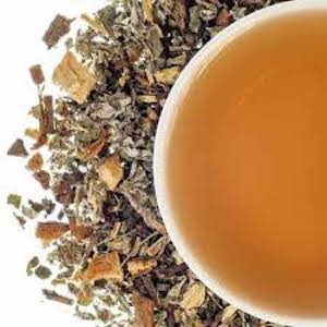 Sarsaparilla tea to boost metabolism