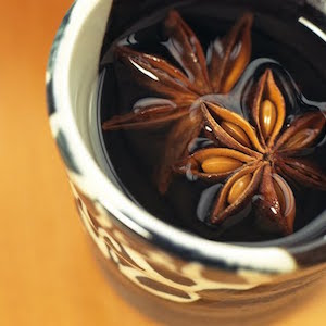 Star anise tea to boost metabolism
