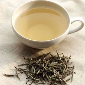 White tea to boost metabolism