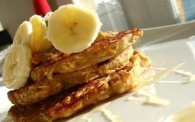 5-Minute Breakfast: Healthy No-Flour, Grain-Free Pancakes That Is Protein Rich