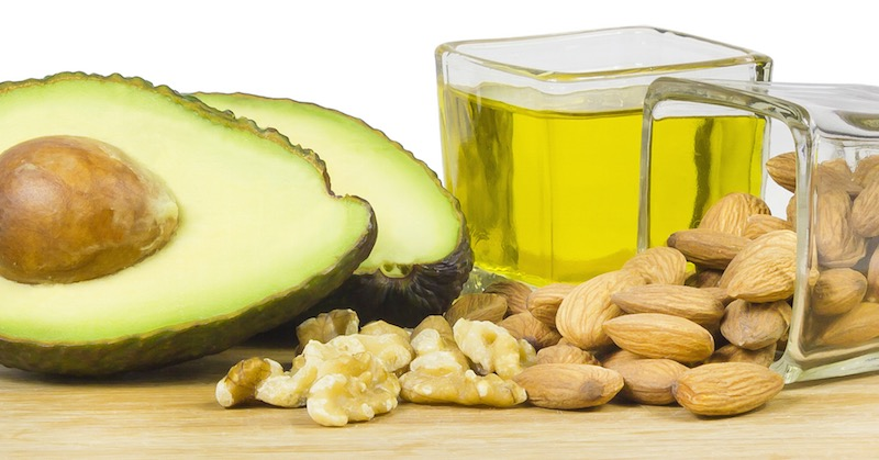 The 6 essential nutrients - fats provide the two essential fatty acids
