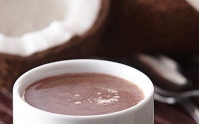 2-Step Recipe For A Cup Of Healthy, Dairy-Free Hot Chocolate