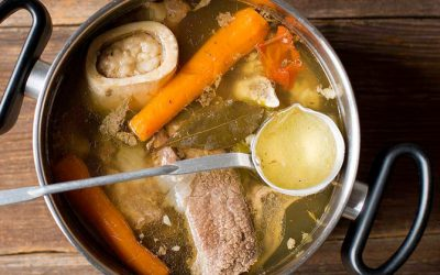 How To Make Your Own Bone Broth To Alleviate Leaky Gut Syndrome