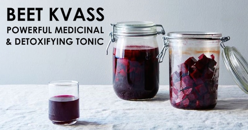 health benefits of beet kvass