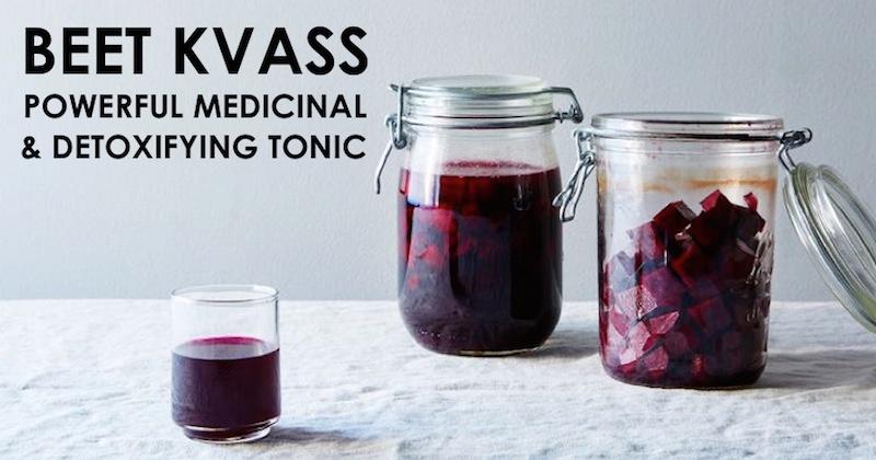 health benefits of beet kvass