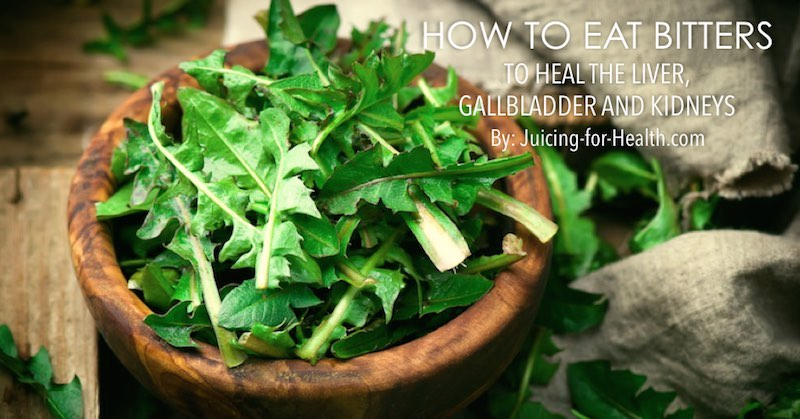 Natural Ways To Heal Liver And Kidneys