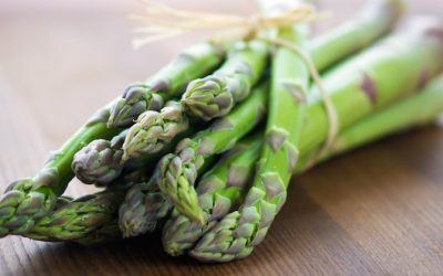Asparagus Is A Highly Alkaline Food For Scrubbing Out The Kidneys, Bladder And Protecting Liver Health