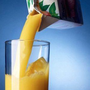 boxed juice