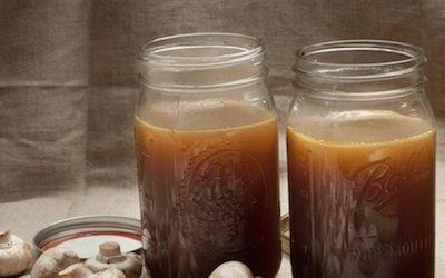 High Antioxidant Mushroom Broth To Reduce Risk Of Prostate Cancer By 65 Percent