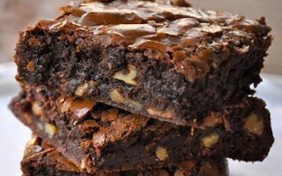 Indulge In These 3 Brownies That Are Free Of Wheat, Dairy and Refined Sugar