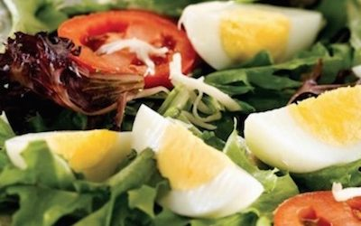 Tips On Preparing A Healthy Salad And To Ensure Maximum Absorption Of Nutrients