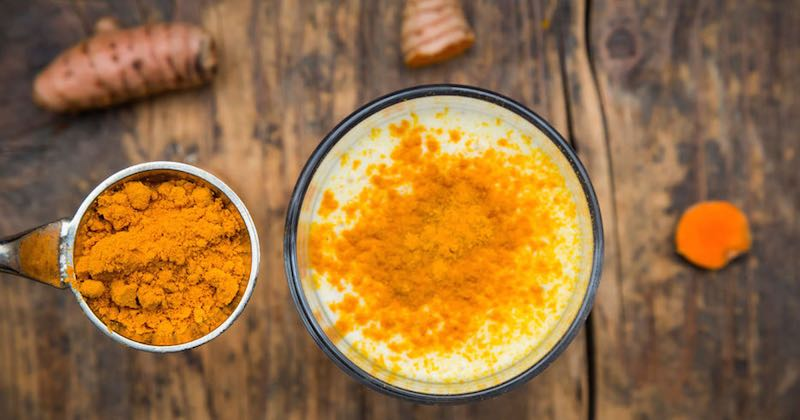 how much turmeric to take daily?