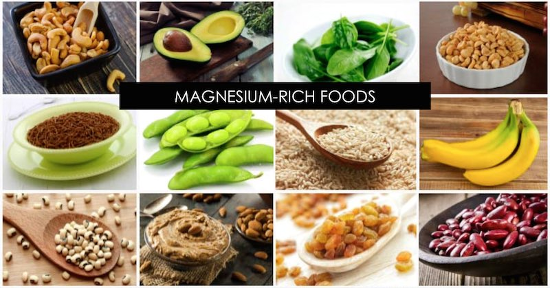 Best Foods Containing Potassium