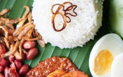 Is The Malaysian Dish, Nasi Lemak, Really A Healthy And Balanced Meal?