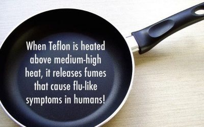 Scientists Warn Against Cooking With Fluorinated Non-Stick Cookware