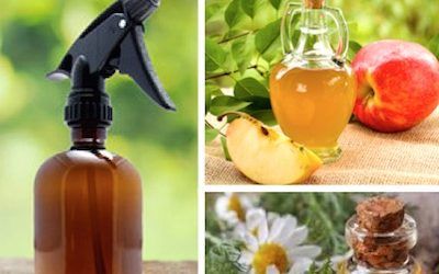 Make This ACV And Essential Oils Mixture To Solve Fungal Problems