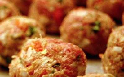 Easy, Delicious Vegetable Meatballs To Make For The Young Picky Eaters
