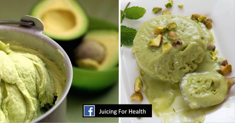 avocado ice-cream recipe