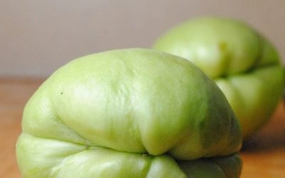 Chayote Is Excellent For Reducing Hypertension, Enhancing Brain Function And Reduce Leg Cramps