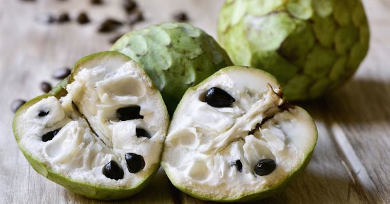 health benefits of cherimoya