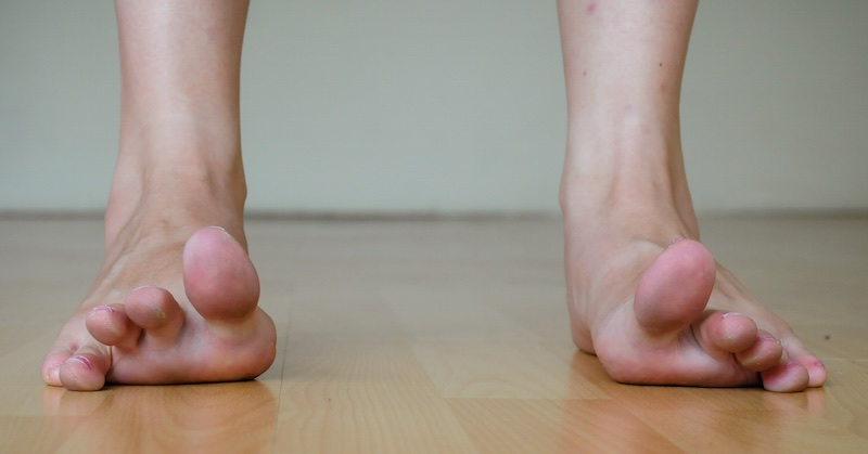 get rid of foot pain