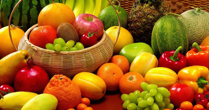 Image result for Breaking fast with fruits and veg