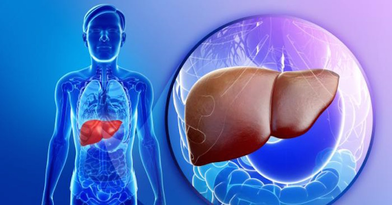 Early signs of an impaired liver