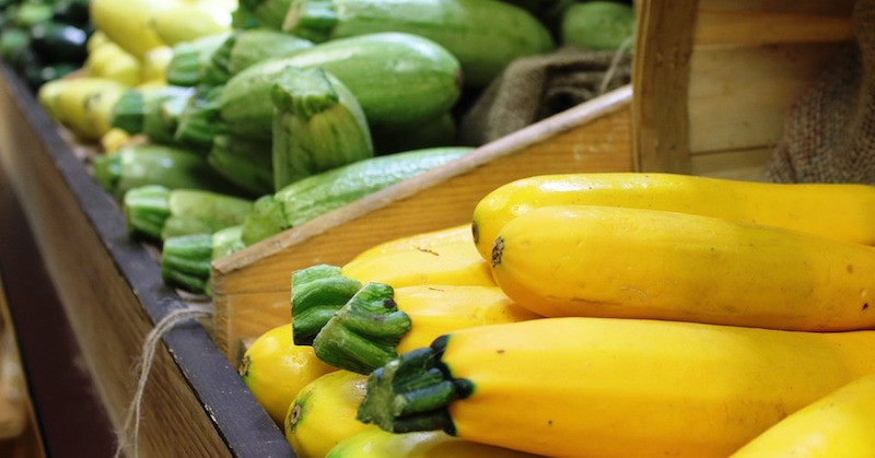 health benefits of zucchini