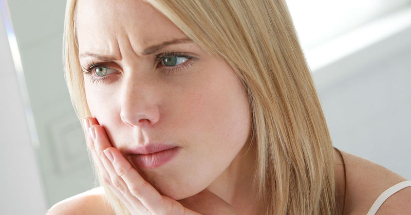 dental oral health linked to stress