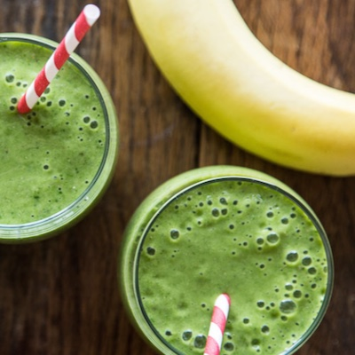 banana celery cucumber smoothie