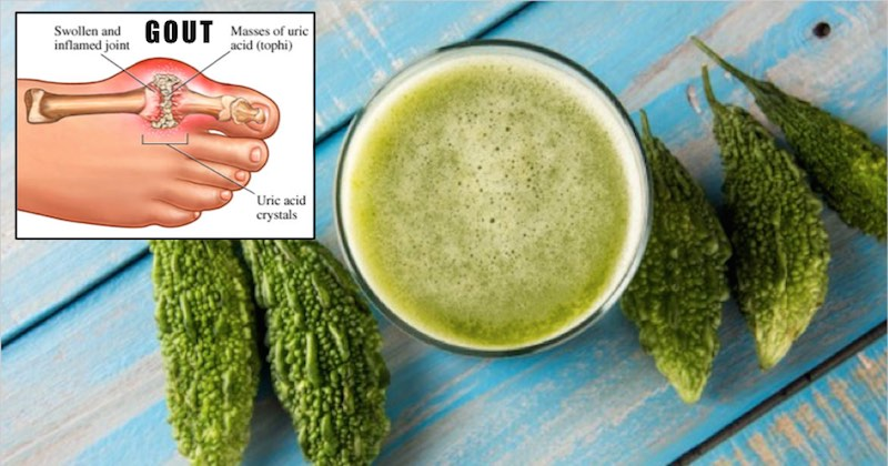 Stop Gout Attacks And Joint Pains Top 3 Best Juice Recipes