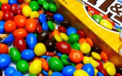 M&M's – They're Pretty But Toxic To Your Brain, Damaging To Your DNA And Cause Cancer