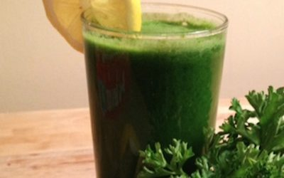How To Use Parsley To Treat Kidneys, Dissolve Stones And Detoxify Liver