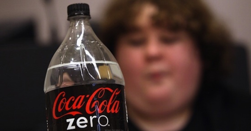 Diet soda linked to heart attacks