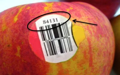 If You See This Label On A Fruit, DO NOT Buy It At Any Cost. Here's Why …