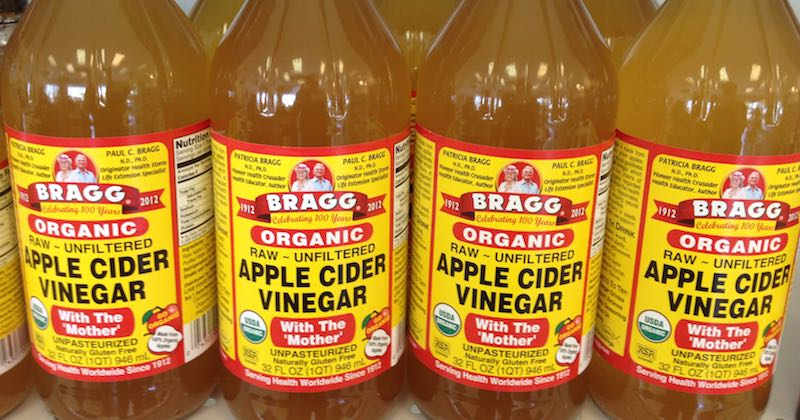 101 apple cider vinegar uses