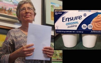 "Terminal Hospice Patient Exposes Truth About Ensure ""Nutrition"" Drinks"