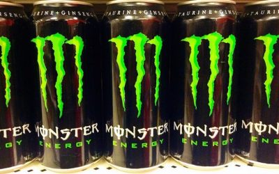 Just 2 Cans A Day Of Monster Energy Drink Can Kill. Avoid At All Cost!