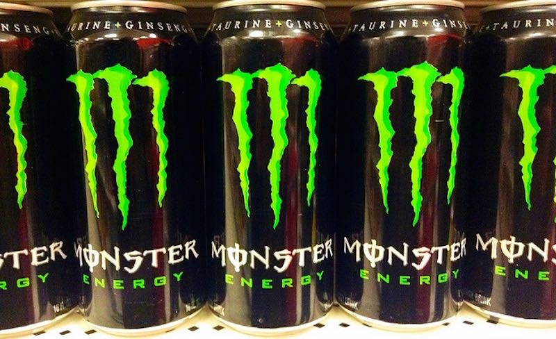 monster energy drink can kill