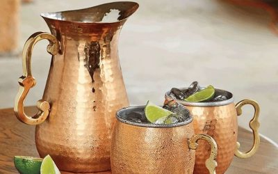 9 Incredible Benefits Of Drinking Water From Copper Vessels
