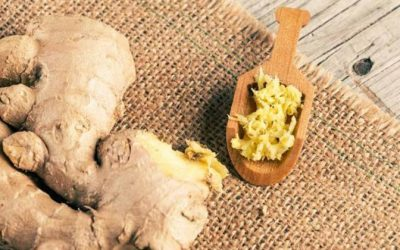 Ginger Compress to Relieve Chronic Pain, Combat Cysts & Mastitis
