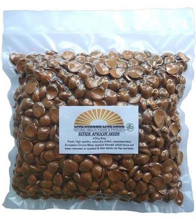 Buy apricot kernels from Amazon