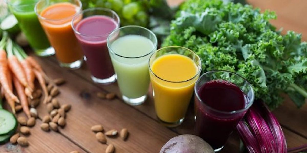 The Health Benefits Of Juicing – What You Need To Know